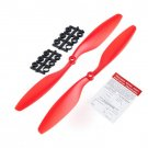 10'' 4.5R 1045R Counter Rotating Propeller Prop Motor Shaft RC Mode airplane HC