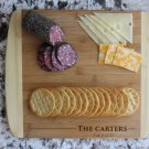 Personalized Cutting Board 11 x 13 Bamboo– Carter Style