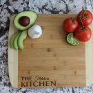 Personalized Cutting Board 11 x 13 Bamboo – Fletcher Style