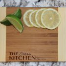 "Personalized Cutting Board 6x8 (3/4"" thick) - Fletcher Style"