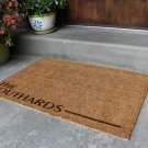 "Personalized Door Mat - ""Southard"" Style"