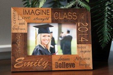 Personalized Graduation Photo Frames