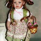 "Heirloom Edition Golden Keepsakes Hard Vinyl Jinny Doll 11"" Boxed LE 172/2500"