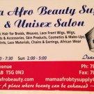 Mama Afro Beauty Supply & Salon - Edmonton, Alberta Canada