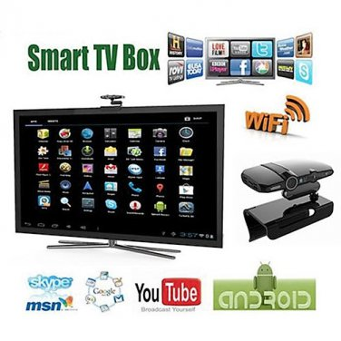 Watch Television Worldwide with Mr.T's Smartbox - Edmonton, Alberta Canada