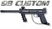 Tippmann Custom 98 ACT Paintball Gun