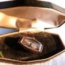 SESSMER 14KT GOLD WATCH PROCTOR DIAMOND VINTAGE WRIST WATCH ORIGINAL BOX