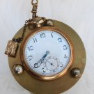 ANTIQUE POCKET WATCH AMERICAN CASE 1890 GOLD F FOB