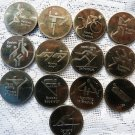 VINTAGE OLYMPIC COINS CANADIAN TOKEN