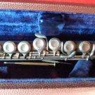 LARK FLUTE M4008 VINTAGE MUSICAL WIND INSTRUMENT 18 CLOSED HOLE