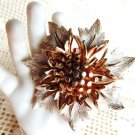 VINTAGE MARCEL BOUCHER BROOCH 7766 FLOWER BROOCH