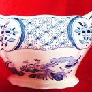 ROYAL CHELSEA GRAVY BOAT FURNIVALS PATTERN MASONS GRAVY BOAT