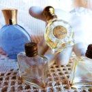 VINTAGE MINIATURE PERFUME BOTTLE JE REVIENS WORTH PERFUME