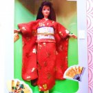 BARBIE GEISHA CHINESE NEW YEAR BARBIE OSHOTGATSU