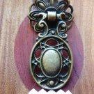VICTORIAN DRAWER PULL CENTURY HARDWARE ORMOLU CABINET DOOR DROP PULL