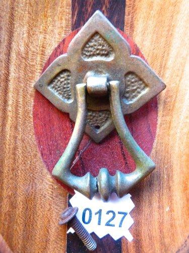 ARTS CRAFTS DRAWER PULL CENTURY HARDWARE CABINET DOOR DROP PULL ORNATE