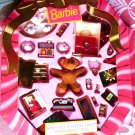 BARBIE MINIATURE PRESENTS MINIATURE HOME DECOR