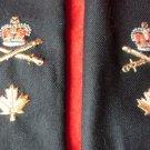 VINTAGE EPAULETS GENERAL SHOULDER RANK CANADIAN FORCES