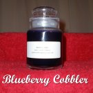 Blueberry Cobbler 5 oz. Apothecary Jar Candle