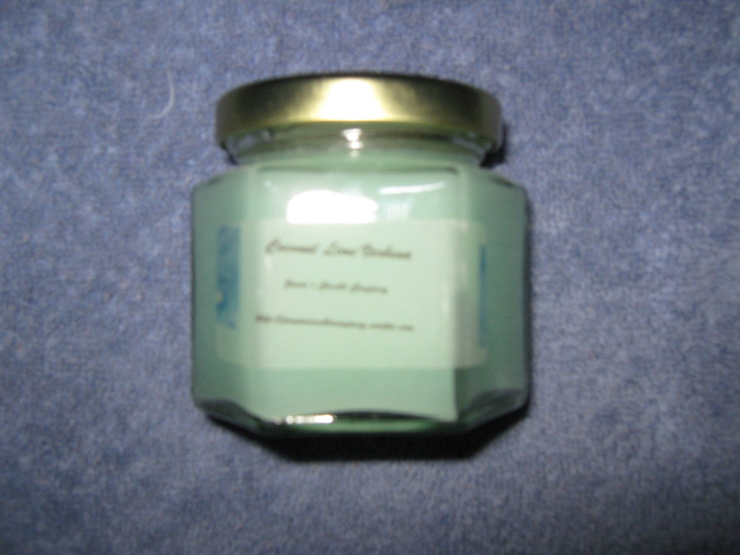 4 Ounce Hexagon Jar Candle Of The Month Package