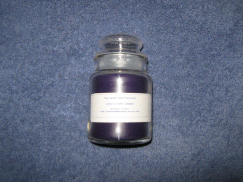 Blueberry Cobbler 5 Ounce Apothecary Jar Candle