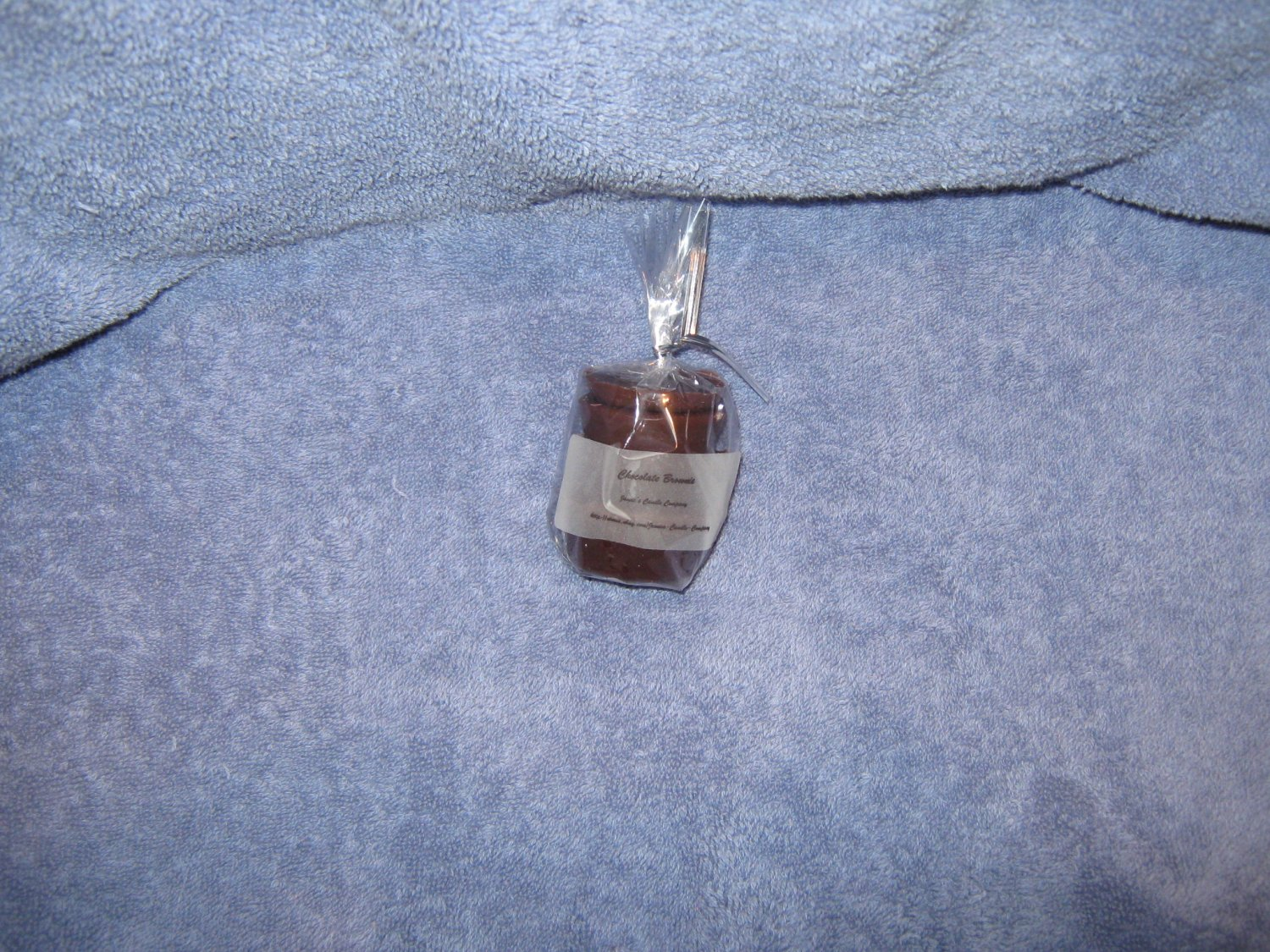 Chocolate Brownie Scented Votive Candle