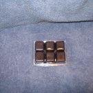 Chcolate Brownie Scented 6 Pack Tart Breakaway Candles