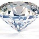 Round Diamond 1.50 Carat D Color FL Clarity Ideal Cut Excellent Polish GIA Verifiable Repor