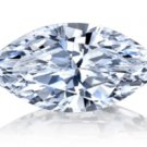 Marquise Diamond 1 Carat D Color IF Clarity Very Good Cut Excellent Polish GIA Verifiable Report