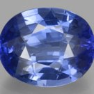 BLUE SAPPHIRE 6 CARATS 12.12 x 9.88 x 5.71 mm AIGS CERTIFIED