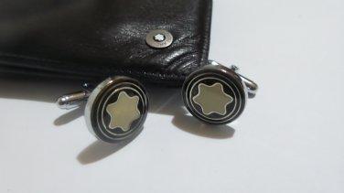 MB Star Luxury Cufflinks with Gift Box