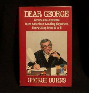 Dear George Book by George Burns