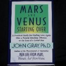 Mars & Venus Starting Over by John Gray Hard Cover