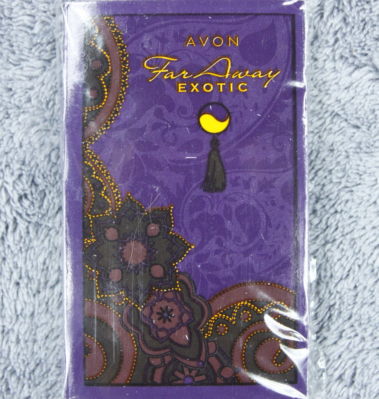 Avon Women's Fragrance Samples - Far Away Exotic