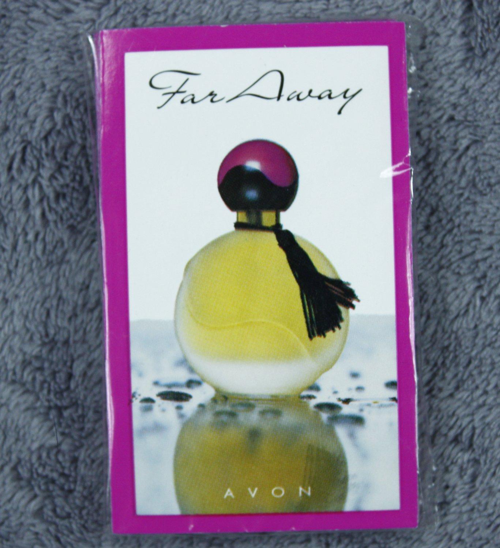 Avon Women's Fragrance Samples - Far Away Pack of 10