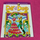 Creative Haven Day of the Dead Dover Adult Coloring Book