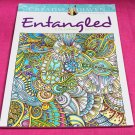 Creative Haven Entangled Dover Adult Coloring Book