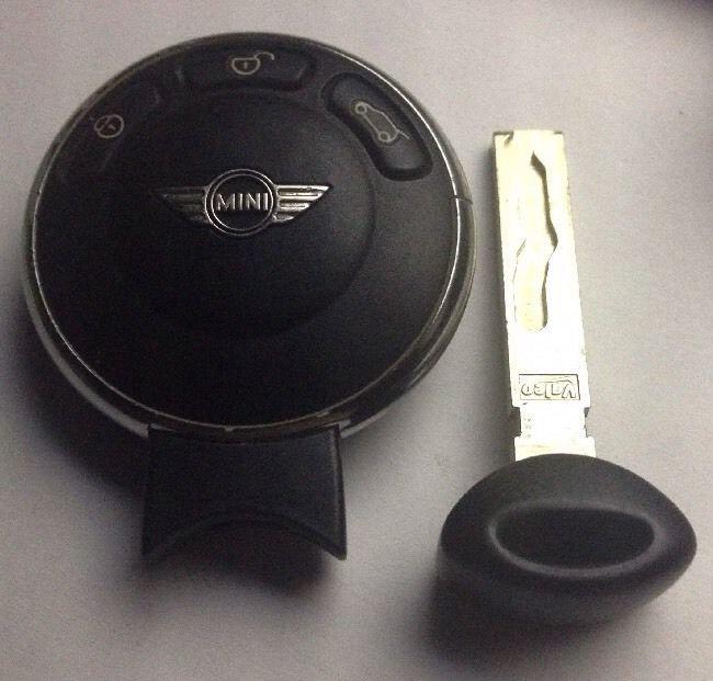 Keyless Entry Remote Mini Kr55wk4933 Cut Key Smart Comfort Access