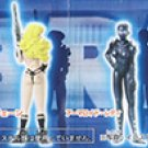Space Adventure Cobra - Complete Set of 6 - HG Series - Bandai