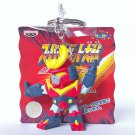 Super Robot Wars - Zambot 3 - Game Prize Keychain - Banpresto