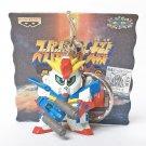 Super Robot Wars - ZZ Gundam - Game Prize Keychain - Banpresto