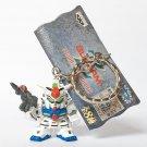 Z Gundam Figure Keyholder - Gundam GP03S Stamen - Game Prize Keychain - Banpresto