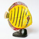 Choco Egg - Pet Animals Series 2 - Discus Brown - Kaiyodo