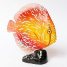 Choco Egg - Pet Animals Series 2 - Discus Red Tan - Kaiyodo