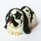 Choco Egg - Pet Animals Series 2 - Rabbit Black White - Kaiyodo