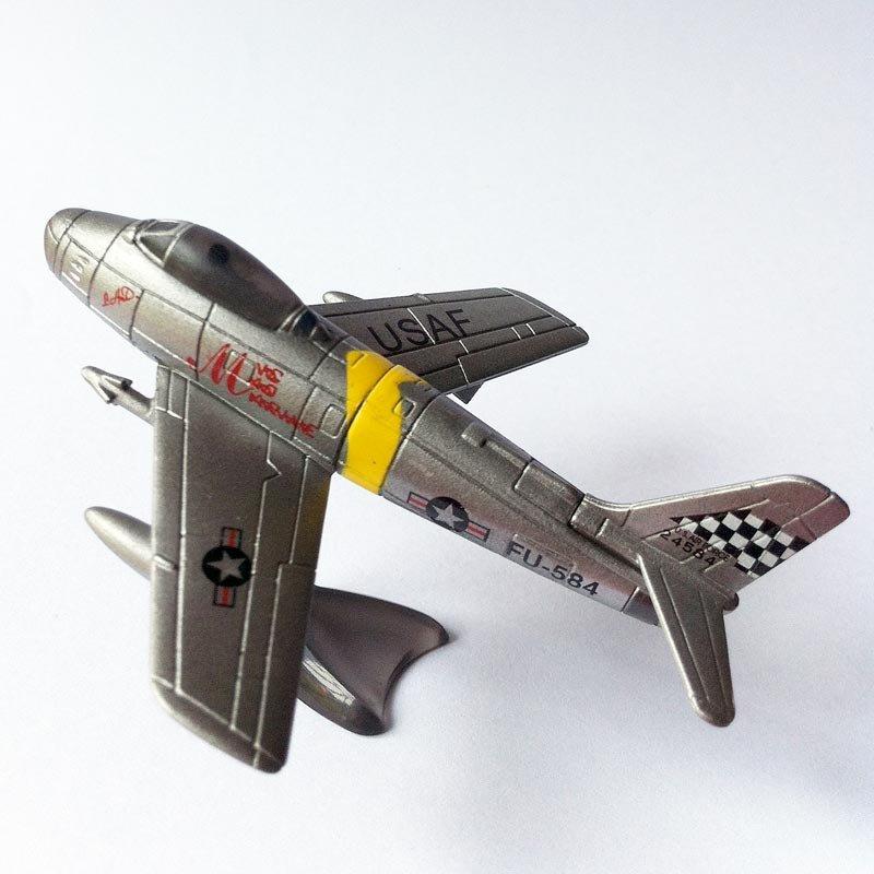 Chocoegg Warplane - North American F86 Sabre - Furuta