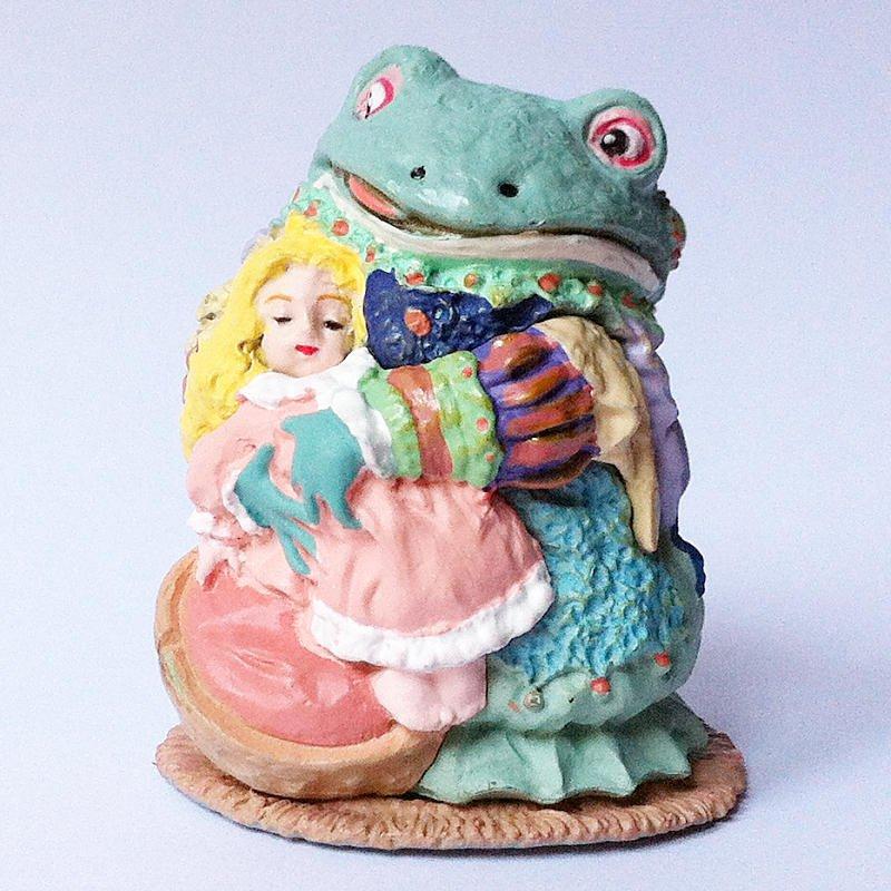 Fairy Tales at Three - Thumbelina - Kaiyodo