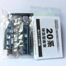 B Train Shorty Part 6 - JNR Series 20 Carriage Crab 21 Type N Gauge Kit 2 - Bandai