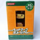Head Mark Museum - No.04 Toki & 181 Series Pins - Konami