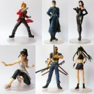 Fullmetal Alchemist Trading Arts Vol.2 - Full Color Set of 6 - Square Enix